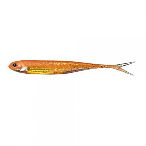 Fish Arrow Flash J Split 5 # 119 Glow Orange / Gold