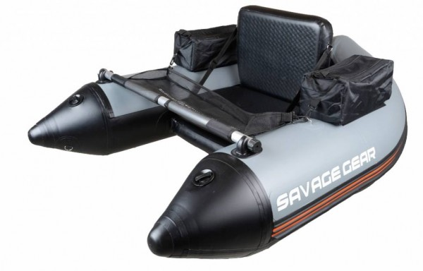Savage Gear High Rider Belly Boat 150 - The Sniper!