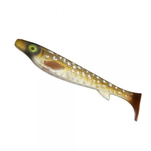 Kanalgratis Fatnose Shad 23cm | Gummifisch