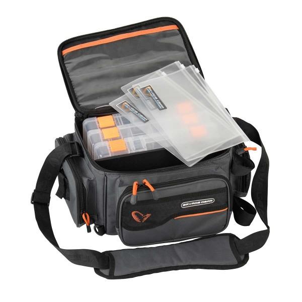 Savage Gear System Box Bag Serie