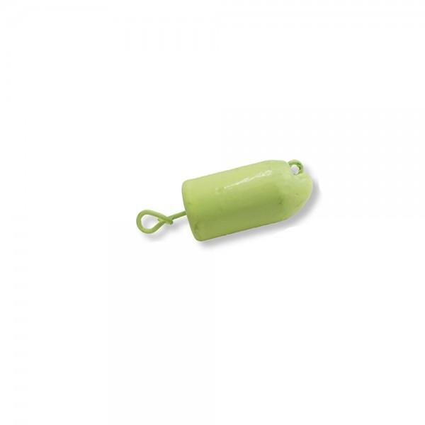 Mustad Fastach Worm Weight Glow-Powder | Bleikopf-System