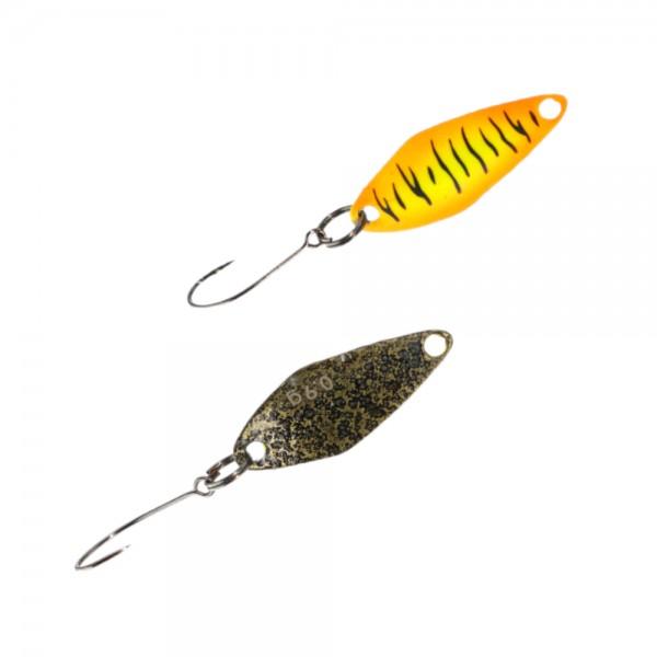 Zielfisch Trout Bait Wasp 0,9g - 06 Spoon Forellenblinker