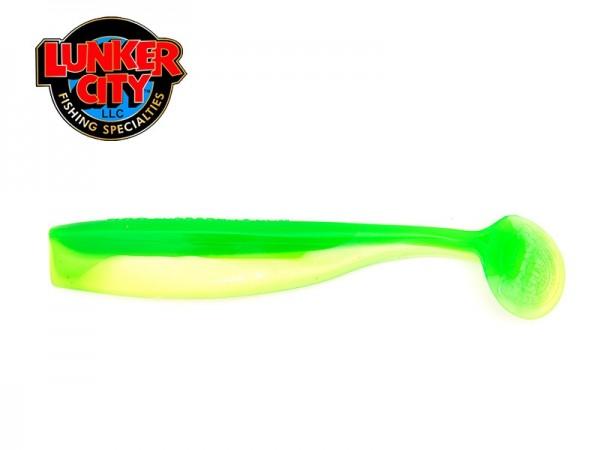 """Limetreuse Lunker City Shaker 7"""""""