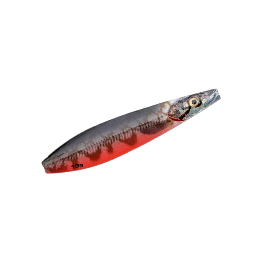 Savage Gear LT Seeker ISP 90 Red /& Black 9cm 24g Meerforelle Blinker