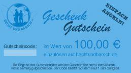 100 € H&B-Geschenkgutschein