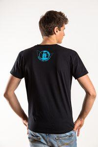 LMAB-Shirt schwarz, Größe M-41