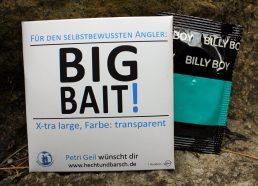 """Kondom für Angler: """"Big Bait!"""" – Für den selbstbewussten Angler"""
