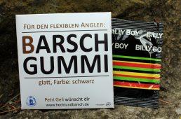 """Kondom für Angler: """"(B)arschgummi"""" – Für den flexiblen Angler"""