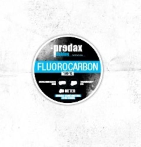 Predax Meterware Fluorocarbon 30m; 0,22- 0,35 mm