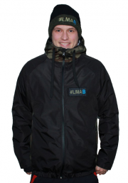 "#LMAB Angel-Outdoorjacke ""Made in Europe"""
