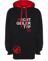 HGT-Hoodie schwarz-feuerrot-257