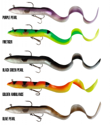 Savage Gear 3D Real Eel (Ready 2 Fish)