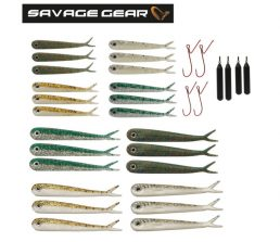 Savage Gear Dying Minnow Drop Shot Pro Pack Kit
