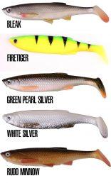 Savage Gear 3D Bleak Paddle Tail