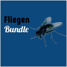 Fliegen Bundle (9 Stück)