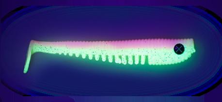 Electric Monkey unter UV Licht