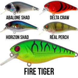 River2Sea Biggie Smalls 57 Rattle – Fast Floater