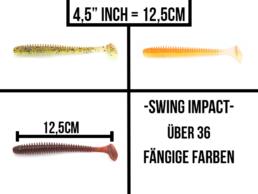 Keitech Swing Impact 4,5″