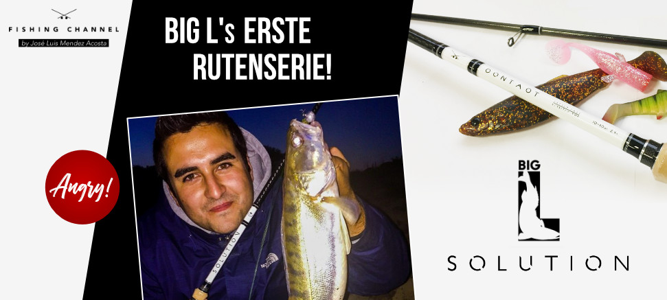 Big L Fishing Angelrute Solution