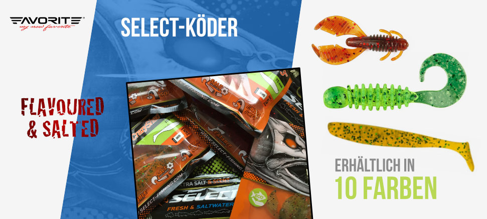 Favorite Select Köder
