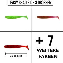 "Favorite-Select ""Easy Shad 2.0""- 3 Größen"