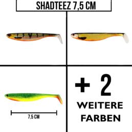 """Westin """"ShadTeez"""" in 7,5cm"""