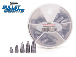 BW Bullet Weights – 35 Teile