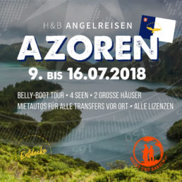 Angelreise Azoren