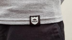 BRGD Logo schwarz/Grau klein unten