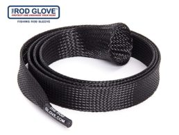 Rod Glove Casting Shorty (4.5 ft.) Black