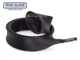 Rod Glove Spinning (5.5 ft.) Black