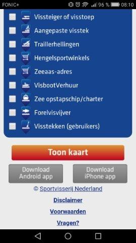Die VisPlanner App